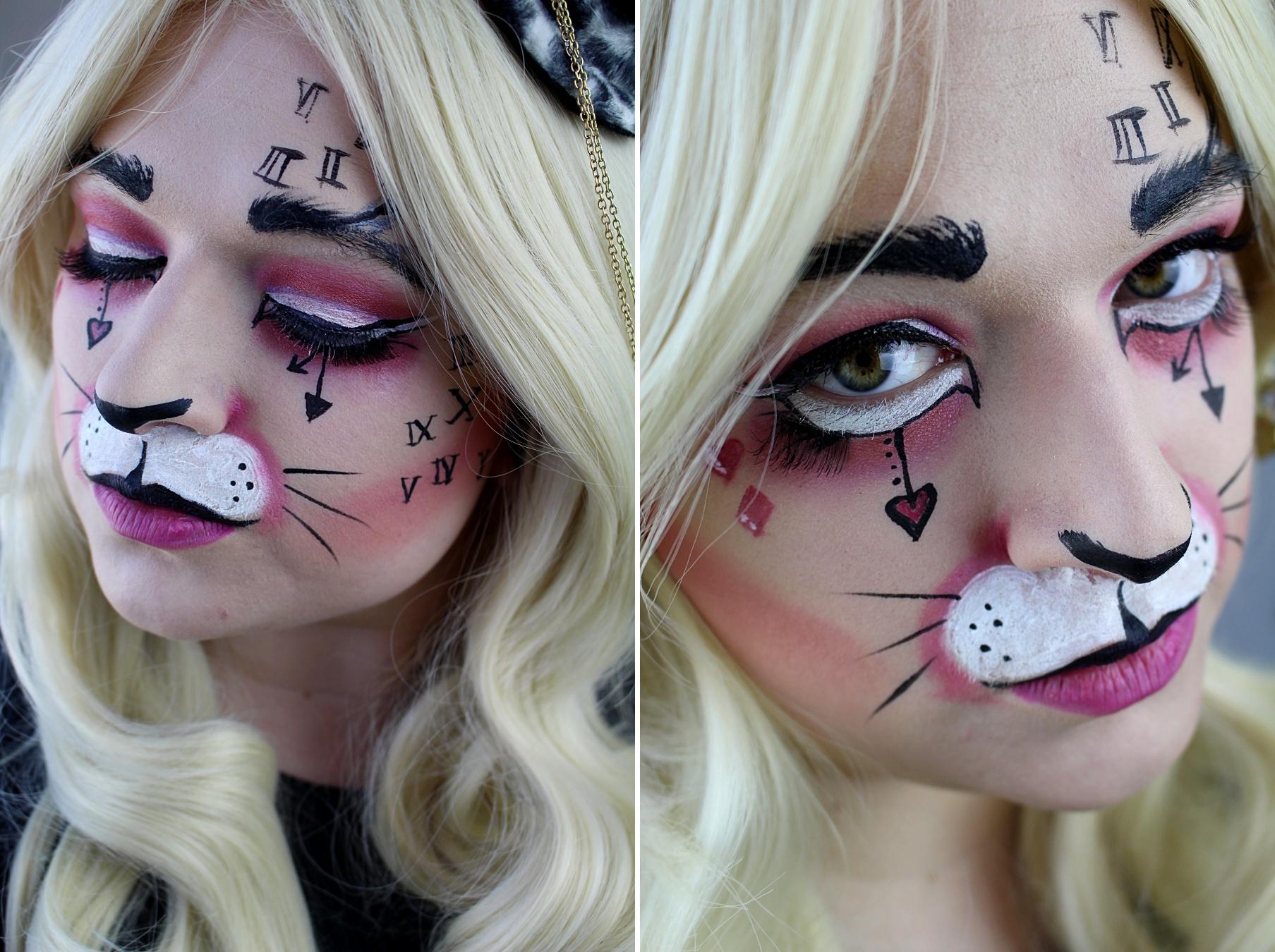 White Rabbit Make Up