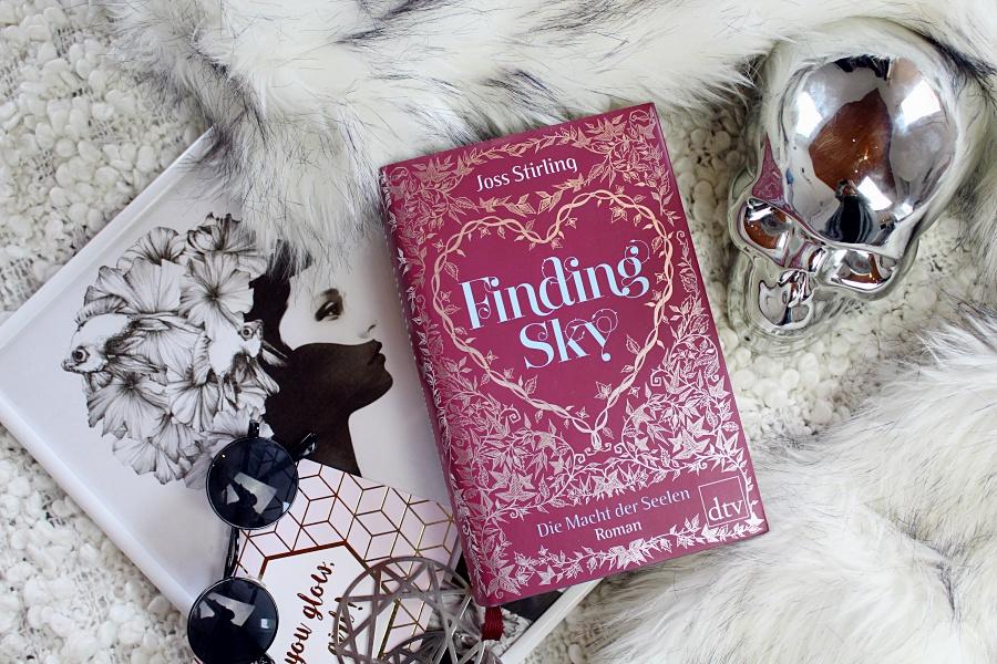 Joss Stirling Finding Sky