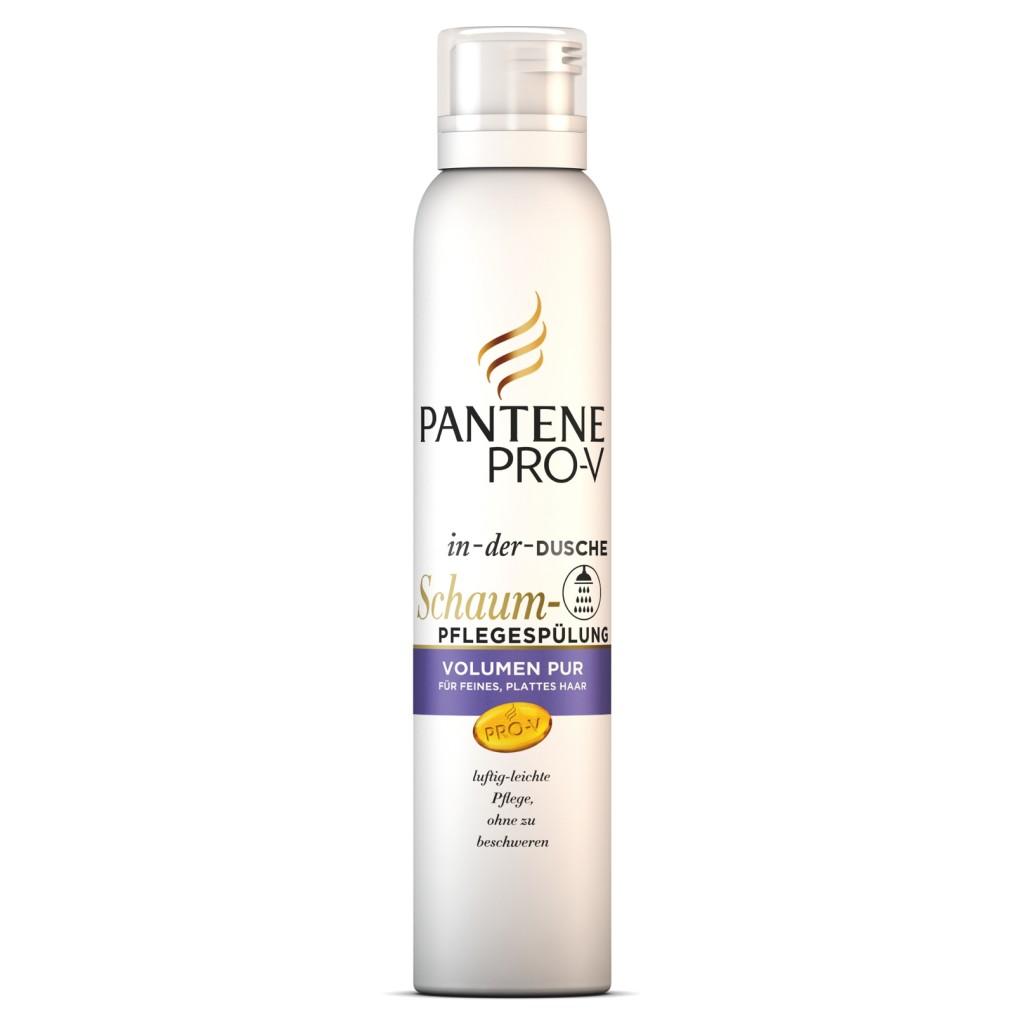Pantene Pro-V in-der-Dusche Schaum-Pflegespülung Volumen Pur