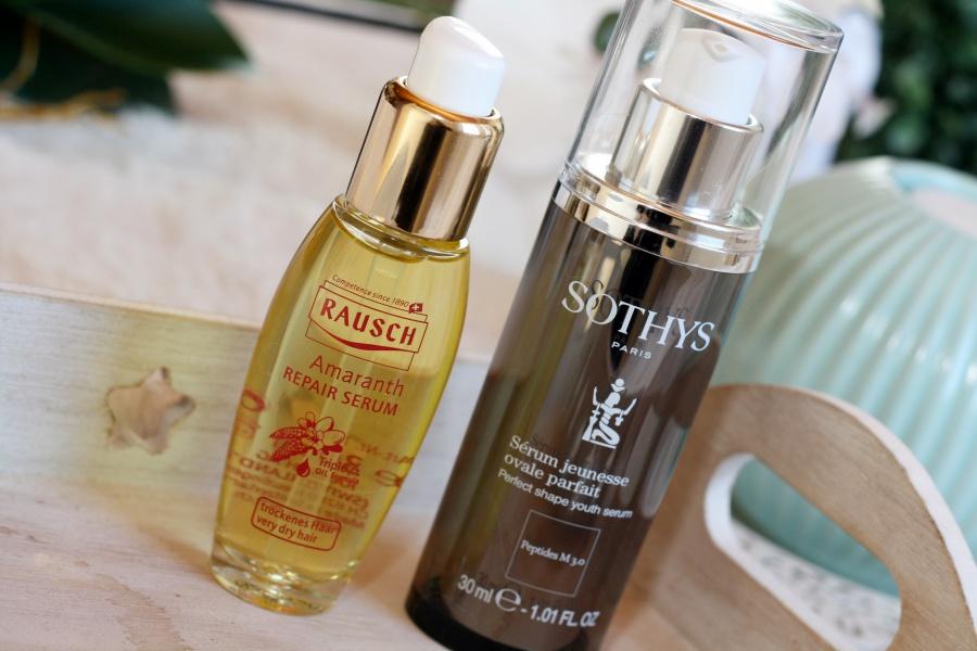 Sothys Serum und Rausch repair Serum
