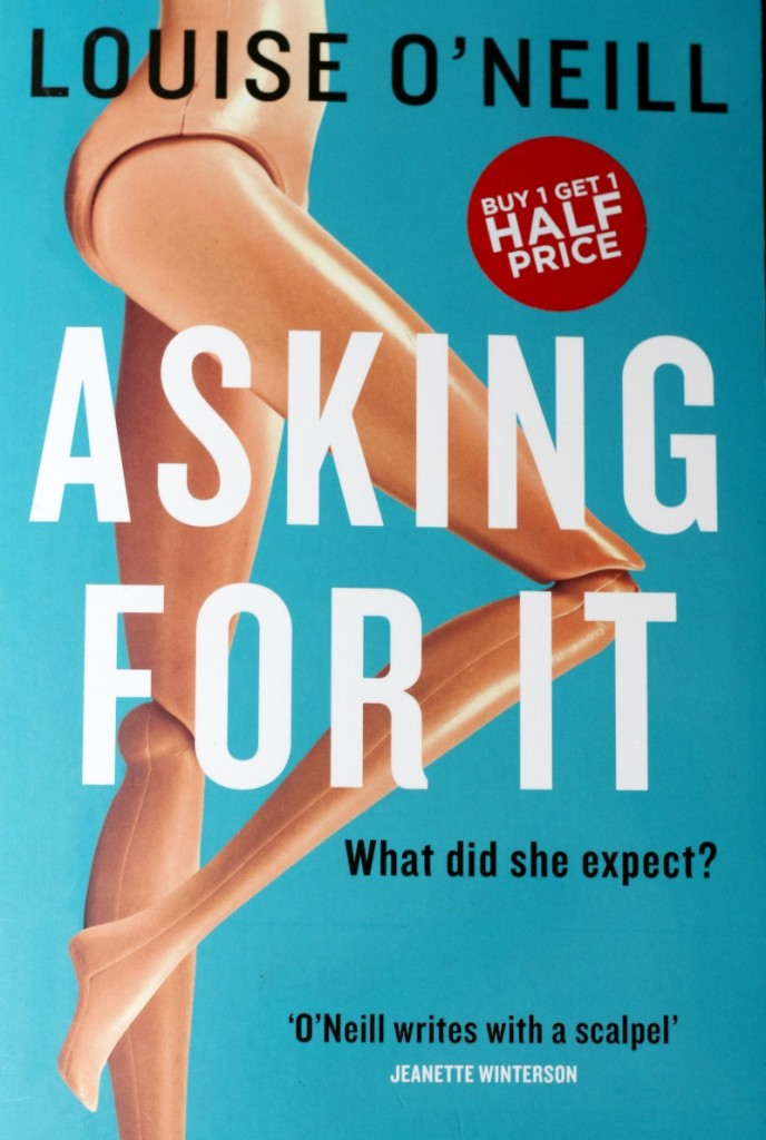 Asking for it Buchrezension