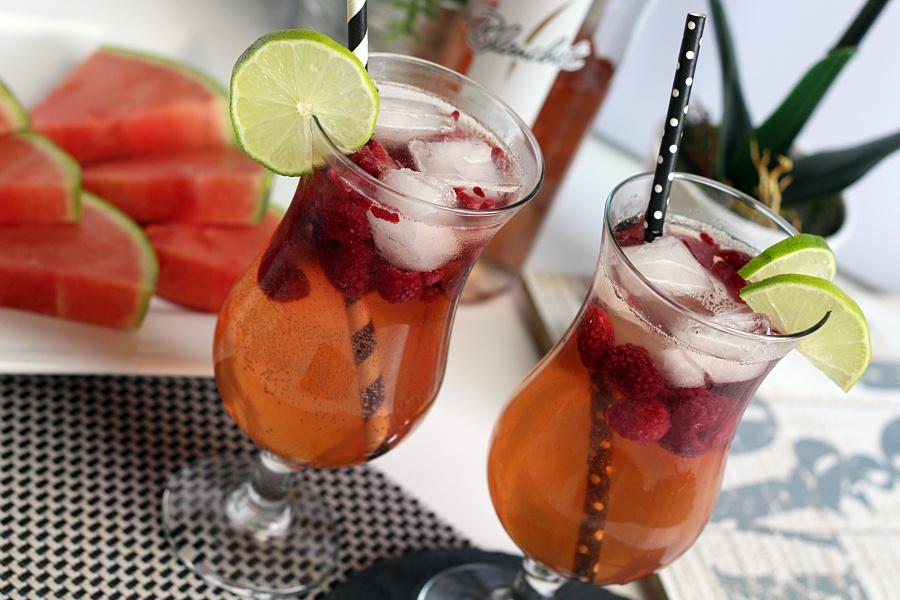 Holunder Rose Cocktail