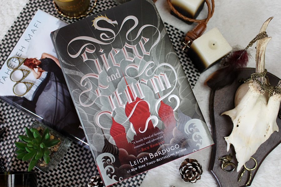 Siege and Storm byLeigh Bardugo
