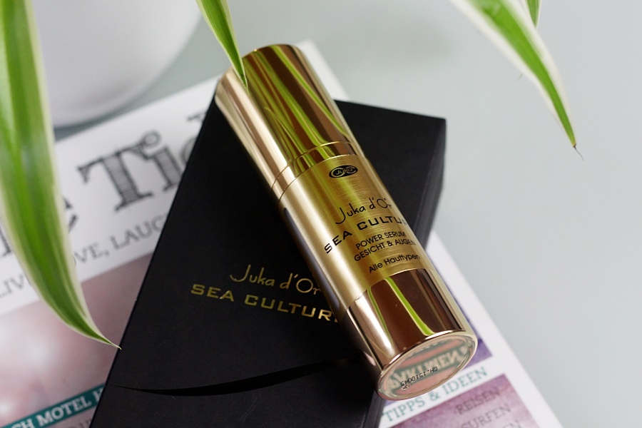 Juka D'or Serum