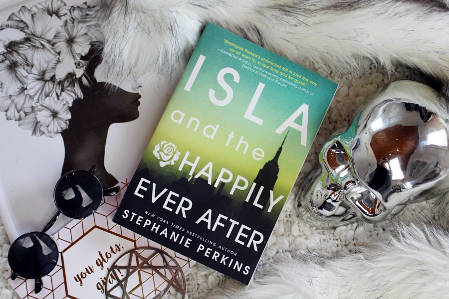 Stepanie Perkins Isla and the happily ever after